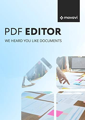 Movavi PDF Editor 3.0 Business [PC Download]