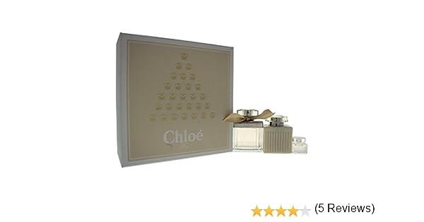 Chloé - Estuche de regalo eau de parfum chloé fleur de parfum chloé: Amazon.es: Belleza