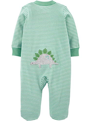 Simple Joys by Carter's Baby Boys' 2-Pack Cotton Footed Sleep and Play