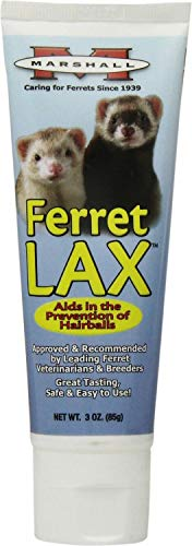 (Marshall Ferret Lax Hairball & Obstruction Remedy, 18oz (6 x 3oz))