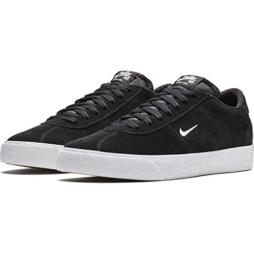 - Nike SB Zoom Bruin Men's Skateboarding Shoes - AQ7941 (9 D(M) US, Black/White-Gum Light Brown)