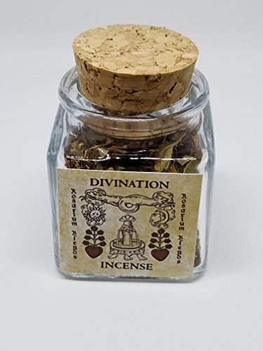 Divination Incense - Hand-Crafted Incense Blend: Divination