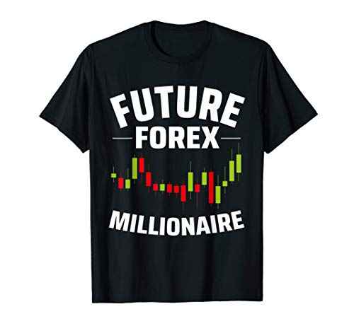 41suRJHqkbL - Future Forex Millionaire Day Trader Stock & Forex Trading T-Shirt