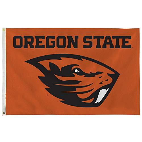 (Rico Industries Oregon State Beavers 3x5 Foot Grommet Pole Flag )