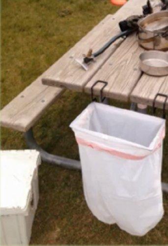 trash ease 13 gallon portable trash bag holder import it all. Black Bedroom Furniture Sets. Home Design Ideas