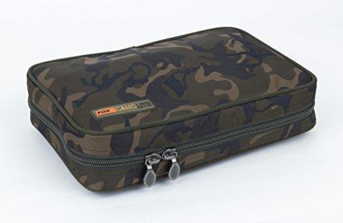Fox Buzz Bar Bag - Camolite Tasche, Angeltasche für Buzzer Bars, Karpfentasche für Swinger, Tackletasche