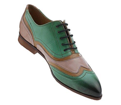 Hamilton de Green Melvin Green Ville Chaussures pour amp; Femme Vert Lacets Sweet à Sweet wqqSg5xU