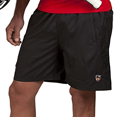 05SH1008 PANTALON CORTO SHARK PADEL (NEGRO, XL): Amazon.es ...