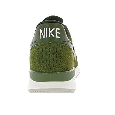 zapatillas nike hombre verde militar