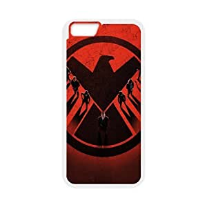Agents of S.H.I.E.L.D ROCK8016801 Phone Back Case Customized Art Print Design Hard Shell Protection Iphone 6