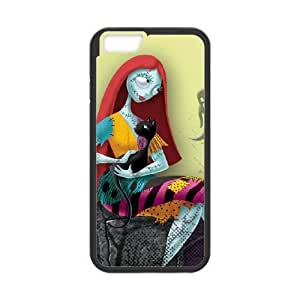 iPhone6 Plus 5.5 inch Phone Cases Black The Nightmare Before Christmas FSG535816
