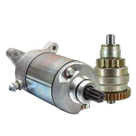SMU0061K New DB Electrical Starter And Drive Combo Kit For Polaris ATV UTV  325 330 335 425 500 Sportsman Scrambler Magnum Trail Boss Ranger 113528