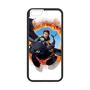 How to Train Your Dragon iPhone 6 4.7 Inch Cell Phone Case Black Phone Accessories LK_783957