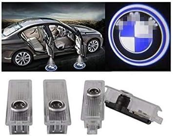 2 Pezzi LED Porta Illuminazione Logo Porta Illuminazione 12 V Auto Porta proiezione Luce