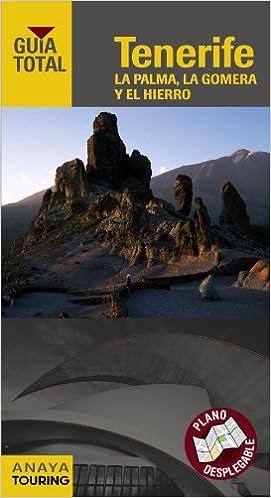Buy Tenerife La Palma La Gomera y El Hierro Mapas de carreteras 1