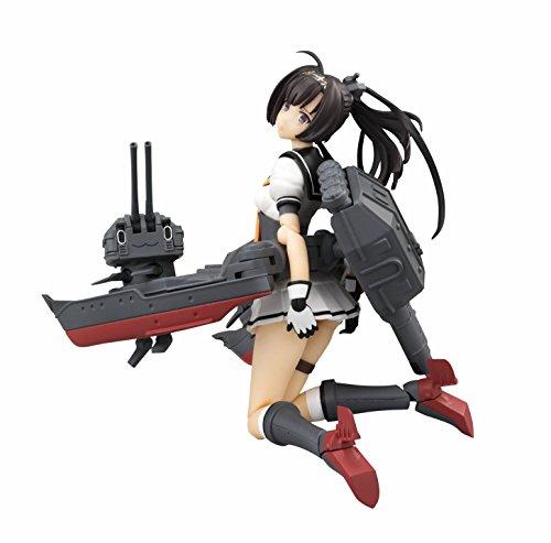 Tamashii Nations Bandai Armor Girls Project Akizuki Kancolle Action Figure ()