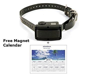 Best SportDOG No Bark Collar 10R Bark Control SBC-10R **BEST SELLER** - 3 Correction Modes - DRYTEK Waterproof - PerfectBark -With Free eOutletDeals Postcard Magnet Calendar