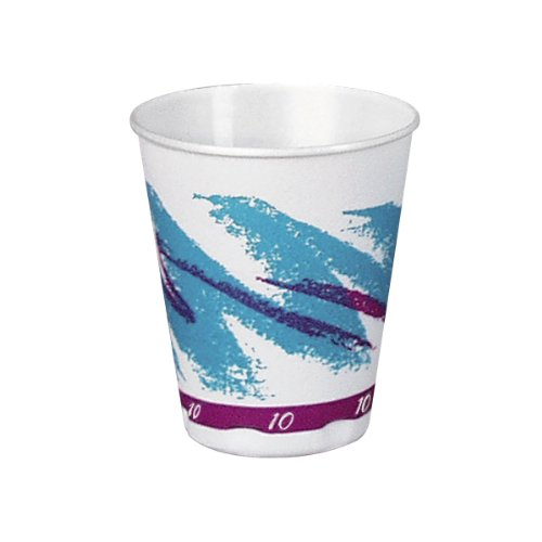 Foam Trophy (Dart X10N-00055 10 oz Jazz Trophy Plus Hot/Cold Cup (Case of 1500))