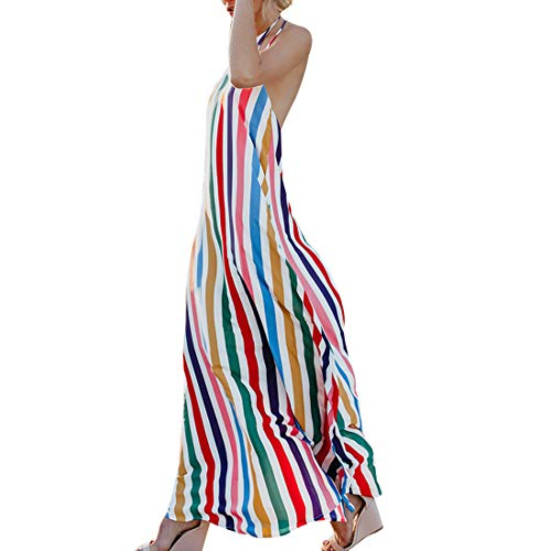 See the TOP 10 Best<br>Abstract Print Halter Maxi Dress