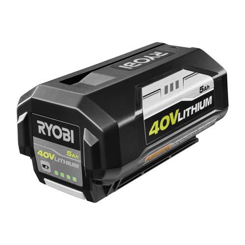Ryobi OP4050A 40-Volt Lithium-Ion 5 Ah High Capacity Battery
