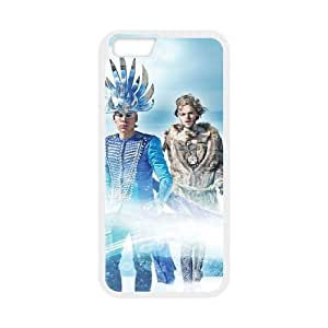 El imperio del sol funda iPhone 6 Plus de 5.5 pufunda LGadas del teléfono celular Funda cubierta blanca, funda de plástico caja del teléfono celular