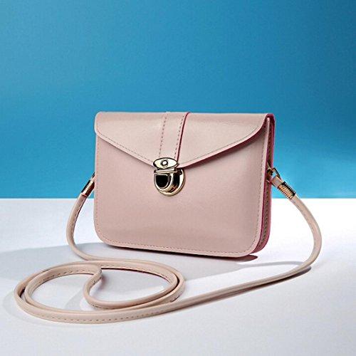 LILICAT Bag Handbag Beige A Body Messenger Women Bags Cross Shoulder Shoulder Women Bag Leather Vintage Purse aOwqHO