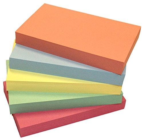 Debra Dale Designs 250 Blank Index Cards - 3