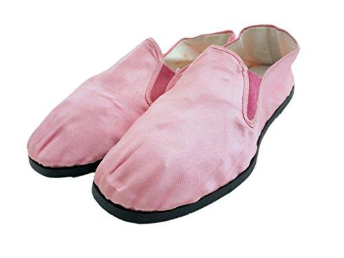 Kung Velvet Fu Shoe Pink Velvet Kung 60qw8wE