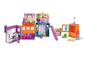 Mattel W8151 Polly Pocket - Casa