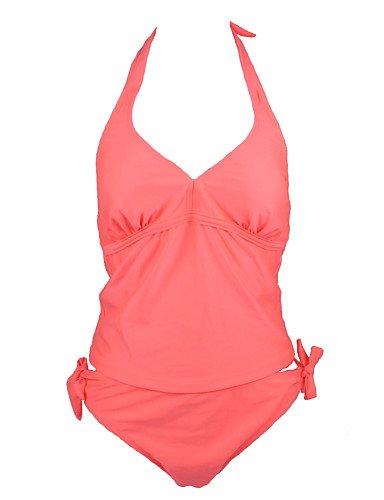 skt-swimwear Frauen 'S Big Größe europäischen Stil Farbe beach Bademode Tankinis