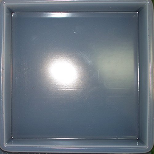 Reusable plastic square mold 489 by Yaley