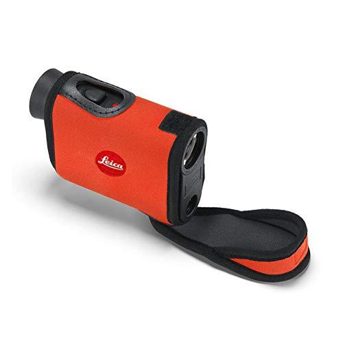 Leica Neoprene Cover for Rangemaster CRF Laser Rangefinder, Juicy Orange