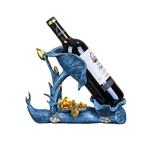 Best Gifts & Decor Wine Racks - SGSG Modern Wine Rack Resin Novelty