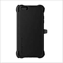 uk availability aaae3 722aa Amazon.com: Ballistic iPhone 6 Plus Tough Jacket MAXX Case - Black ...