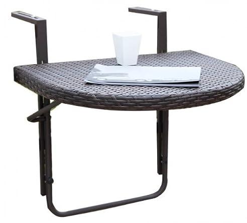 Balkonhängetisch ikea  Amazon.de: Balkon-Hängetisch, klappbarer Tisch für's ...