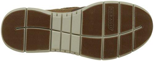 Sebago Clovehitch Lite FGL, Náuticos Para Hombre Brown (Brown Tan 912)