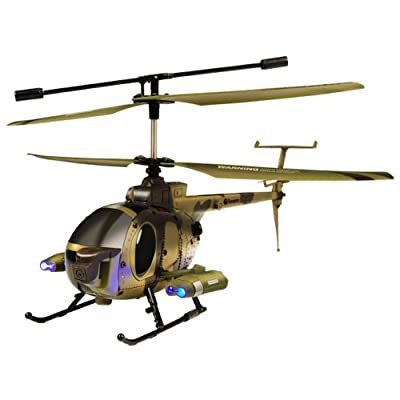 Swann Swtoy-skyeye-us Sky Eye Camera Helicopter Video Camera Camouflage from Swann