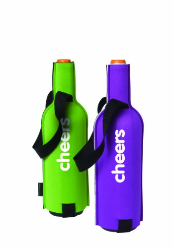 DCI Wine Edition Travel Tote/Koozie, Assorted Colors
