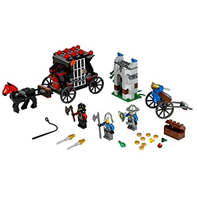 Castle - Gold Getaway (70401): Toys & Games