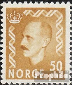 Norway 414 1957 King Haakon VII Stamps For Collectors