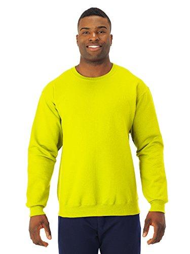 Yellow Crew Sweatshirt - 2