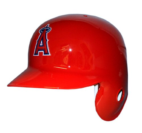 Los Angeles Angels of Anaheim Left Flap Official Batting Helmet by Rawlings