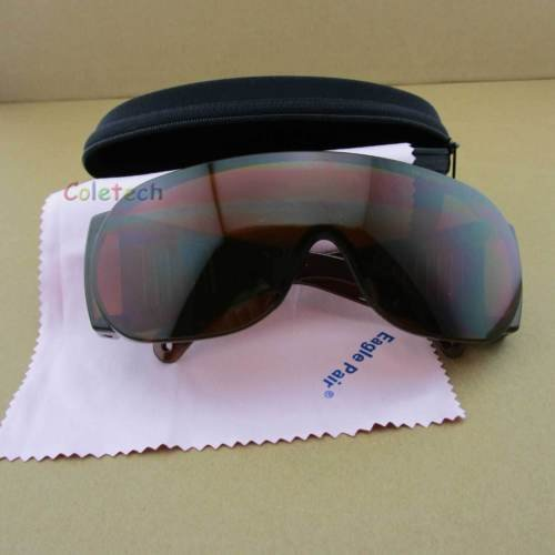 OD5+ 190-540nm&900-1700nm Laser Protective Goggles Glasses CE Eaglepair EP-1-6