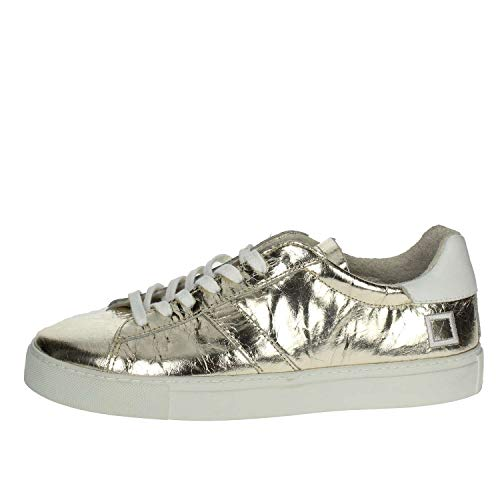 D Sneakers 2 Mujer Newman e a Platino t rXnxrg