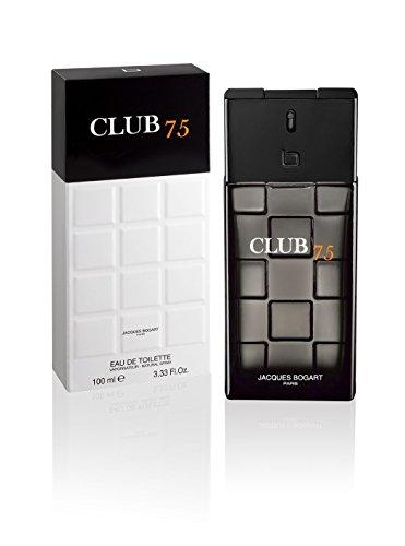 Jacques Bogart Club 75 for Men Eau de Toilette Spray, 3.33 Ounce