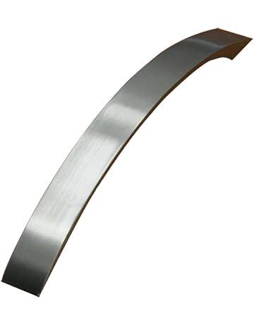 Kentop – Tirador Dormitorio Armario Puerta Cocina Gabinete Asa aleación de Aluminio de Cocina Armario Cajón