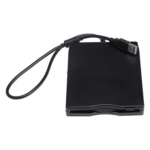 3.5″ Portable USB 2.0 12 Mbps External Floppy Disk Drive 1.44MB For Laptop, PC, Win 7/8/10 by FreshZone (Image #6)