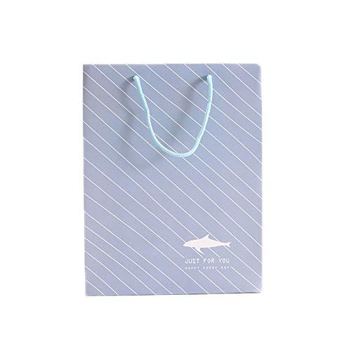 Color Blue Shopper Deep Bolsos Bandolera Sólido De Aikesi Tote Bolso Regalo qA8twzv
