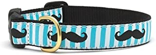 product image for Up Country MUS-C-L Mustache Dog Collar 1 Inch Wide