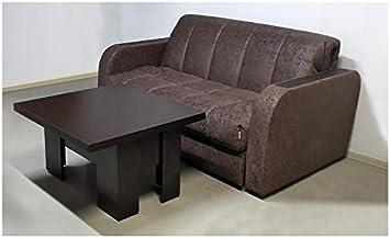 Rodnik Mesa de sofá Plegable – Mesa de Cocina – Wengue – Salón ...